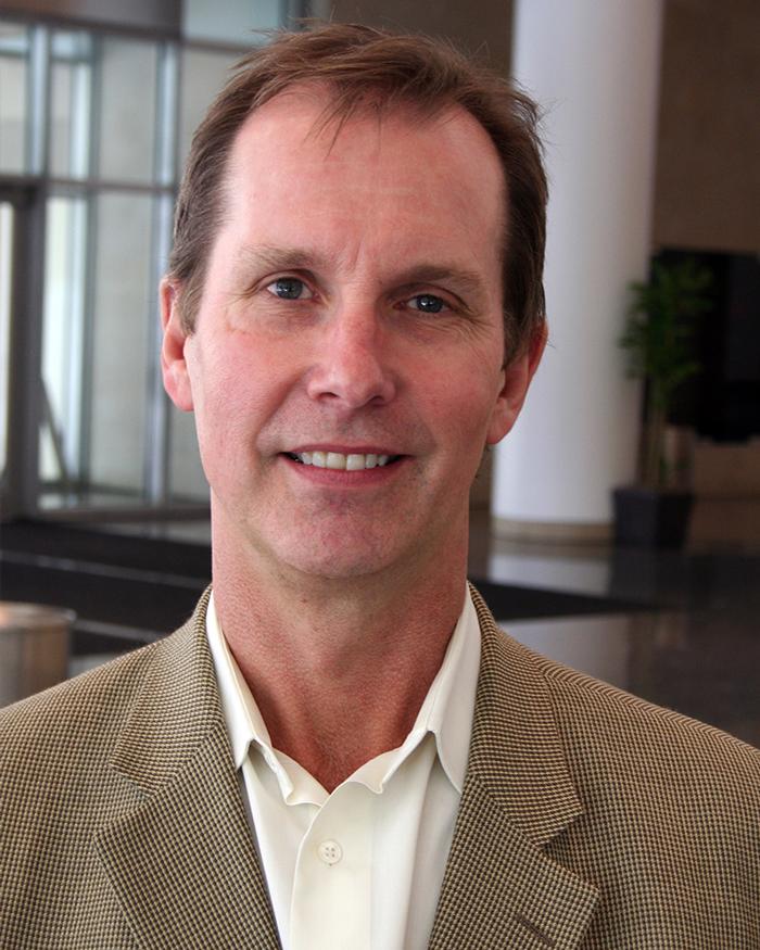 A portrait of D. James Surmeier, Ph.D., Professor at Northwestern University